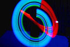 жонглируя движение стоковое изображение