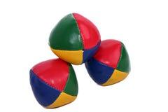 Жонглируя шарики Стоковые Изображения RF