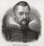 Жоюаннес Кеплер Стоковое Фото