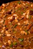 жулик chili carne Стоковая Фотография