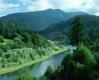 Жульническое река, ИЛИ стоковые изображения