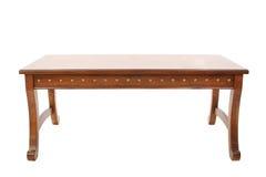 журнальный стол деревянный Стоковое Изображение RF