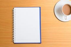 журнальный стол книги Стоковое Изображение RF