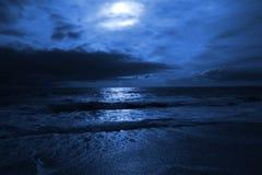 жуткая ноча Стоковое Изображение RF