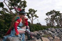 Жулик 2013 Сан-Диего шуточный Стоковое фото RF