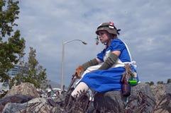 Жулик 2013 Сан-Диего шуточный Стоковые Фото