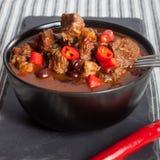 жулик chili carne Стоковые Фотографии RF
