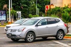 Жулик Nissan стоковые фото
