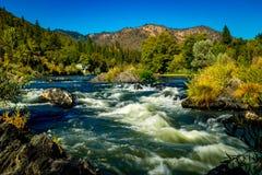 Жульническое река Стоковые Изображения