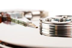 Жёсткий диск прочитанной головки Стоковые Изображения RF