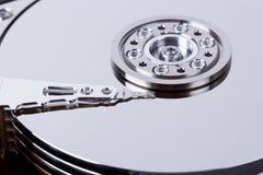 Жёсткий диск с read-write головкой Стоковое Фото