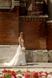 ждать невесты Стоковое Фото