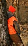 Ждать охотника Стоковые Фотографии RF