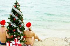 ждать рождества Стоковые Фото