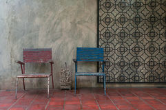 Ждать стул Стоковые Изображения RF