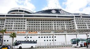 Заатлантическое причаленное на пристани порта Стоковые Фотографии RF