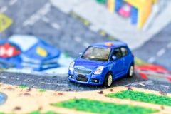 Забавляется автомобили стоковые фотографии rf