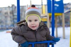 Забавный ребенк Стоковое Фото