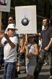 забастовка montreal Стоковое Фото