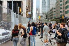 Забор G20 Стоковая Фотография