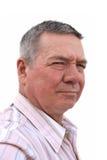 заботливое человека старшее Стоковая Фотография