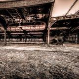 Забытая индустрия Стоковая Фотография RF