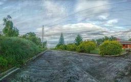 Забытая дорога Стоковые Фотографии RF