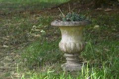 Забытая тягчайшая ваза Стоковая Фотография