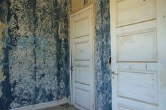 Забытые двери Стоковое Изображение