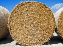 завальцовка haystack Стоковое фото RF