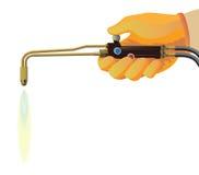 Заварка газа Стоковое Фото