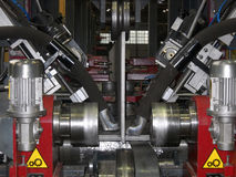 заварка завода машины Стоковое фото RF