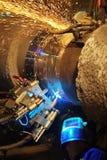 Заварка трубопровода Стоковое Изображение