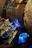 Заварка трубопровода Стоковые Изображения RF
