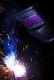 заварка welder Стоковое Фото