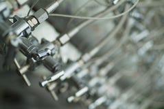 Завалка газа пропана Стоковое Фото