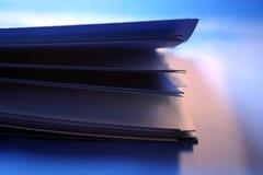 заверните листы в бумагу Стоковые Фото
