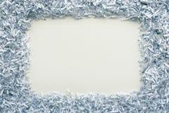 Заверните рамку в бумагу Стоковое Изображение RF