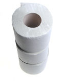 заверните туалет в бумагу Стоковое фото RF
