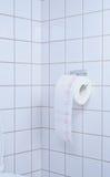 заверните туалет в бумагу Стоковая Фотография