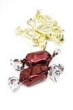 завертчицы конфеты металлические Стоковые Изображения