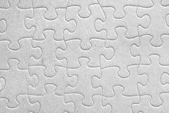 завершенная головоломка зигзага Стоковое Фото