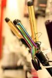Завивая утюги Стоковая Фотография RF