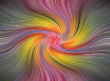 Завихряться свирли вертится вертясь вихрь вортекса цветов предпосылки картины закручивая стоковые изображения rf