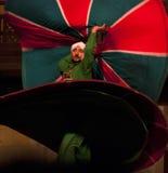 завихряться sufi Египета dervishes Каира Стоковые Изображения RF