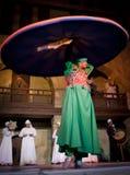 завихряться sufi Египета dervishes Каира Стоковая Фотография RF