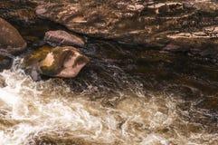 завихряясь вода Стоковое Изображение RF