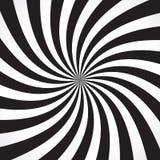 Завихряясь радиальная предпосылка картины также вектор иллюстрации притяжки corel бесплатная иллюстрация