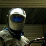 Заводской рабочий Стоковая Фотография RF