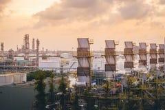 Заводы индустрии Стоковое Фото